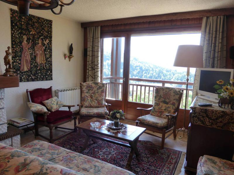 Urlaub in den Bergen 2-Zimmer-Appartment für 5 Personen (A10) - Résidence le Plein Soleil - Saint Gervais