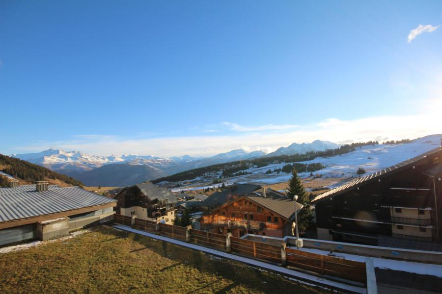 Vacaciones en montaña Estudio para 4 personas (A16) - Résidence le Plein Soleil A - Les Saisies