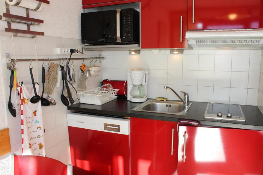 Wakacje w górach Apartament 2 pokojowy z alkową 6 osób (PS0407) - Résidence le Plein Sud - Superdévoluy