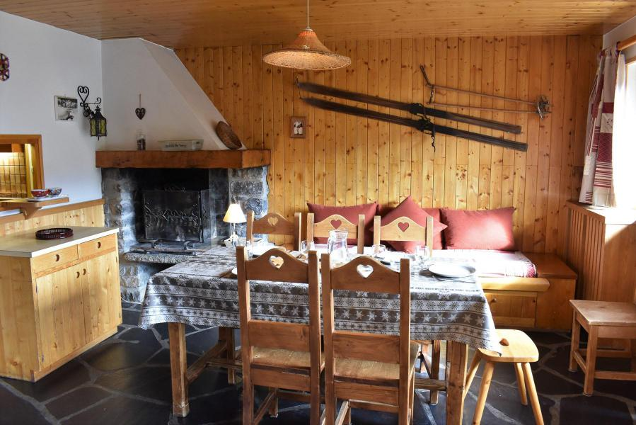 Holiday in mountain resort 3 room apartment 8 people (18) - Résidence le Plein Sud - Méribel