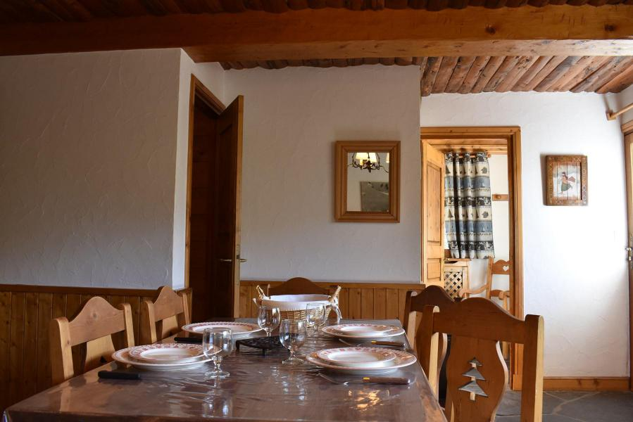 Holiday in mountain resort 4 room apartment 6 people (25) - Résidence le Plein Sud - Méribel
