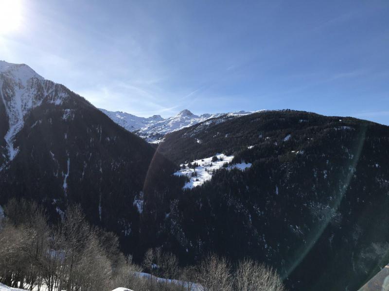 Holiday in mountain resort Studio 4 people (5046) - Résidence le Plein Sud - Peisey-Vallandry