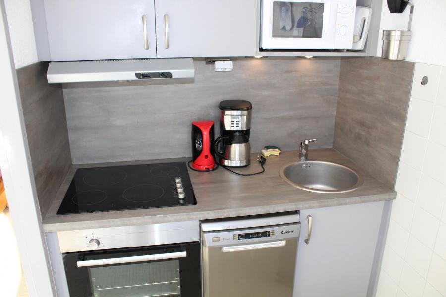 Vacaciones en montaña Apartamento cabina 2 piezas para 6 personas (PS0302) - Résidence le Plein Sud - Superdévoluy - Cama individual