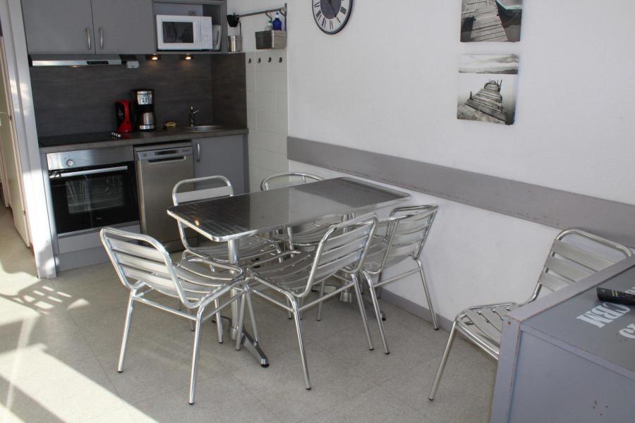 Vacaciones en montaña Apartamento cabina 2 piezas para 6 personas (PS0302) - Résidence le Plein Sud - Superdévoluy - Comedor