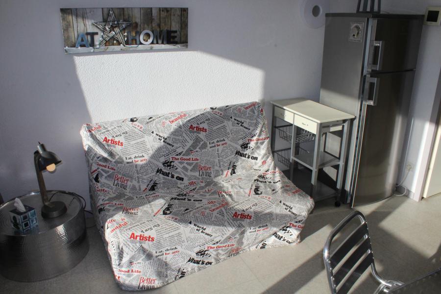 Vacaciones en montaña Apartamento cabina 2 piezas para 6 personas (PS0302) - Résidence le Plein Sud - Superdévoluy - Sofá-cama