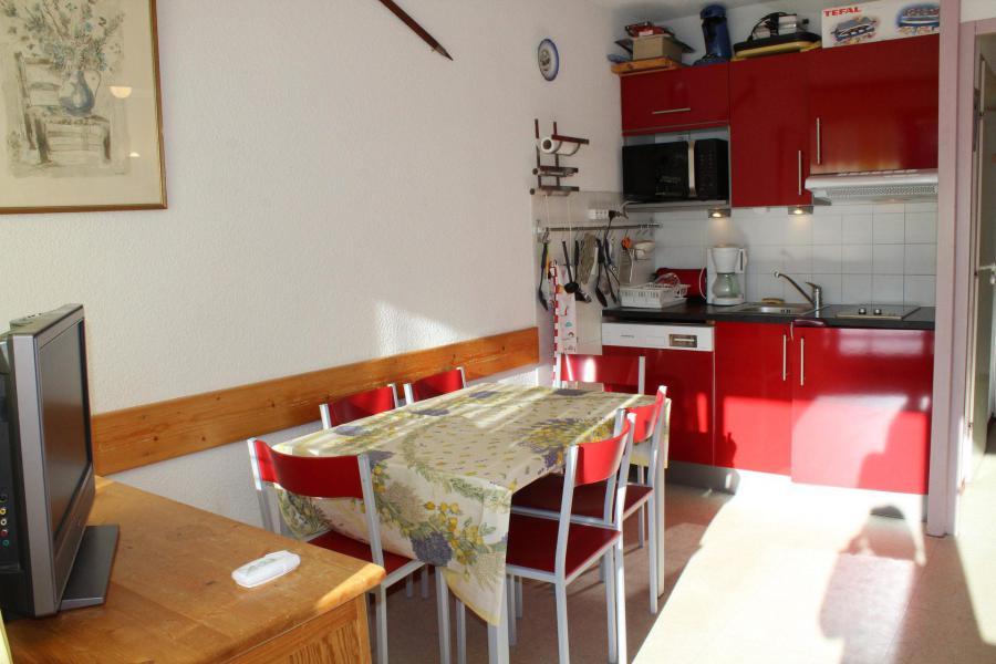 Vacaciones en montaña Apartamento cabina 2 piezas para 6 personas (PS0407) - Résidence le Plein Sud - Superdévoluy - Comedor