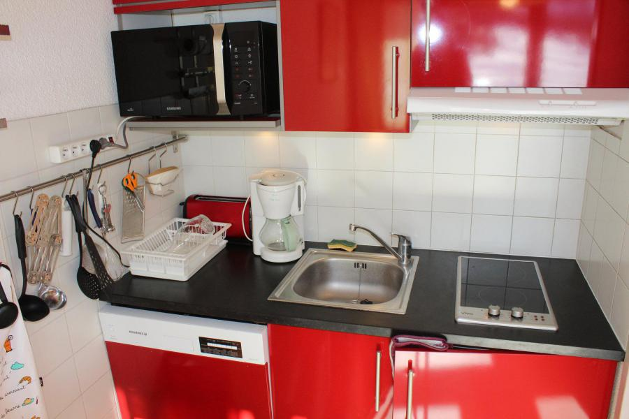 Vacaciones en montaña Apartamento cabina 2 piezas para 6 personas (PS0407) - Résidence le Plein Sud - Superdévoluy - Estancia