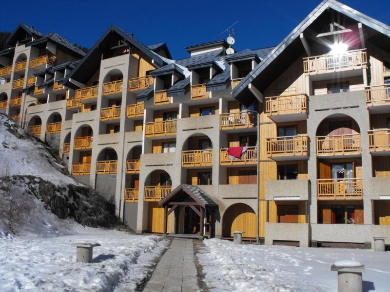 Wakacje w górach Studio z alkową 4 osoby (225) - Résidence le Pluton 96 - Les 2 Alpes