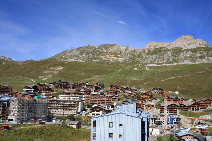 Wakacje w górach Apartament 2 pokojowy 6 osób (22CL) - Résidence le Pontet B - Tignes - Na zewnątrz latem