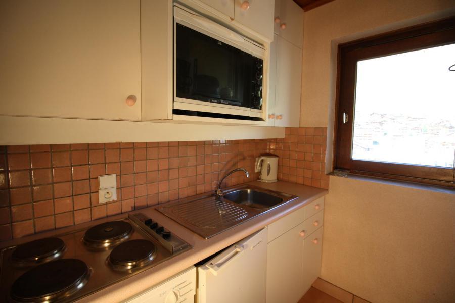 Wakacje w górach Apartament 2 pokojowy 6 osób (22CL) - Résidence le Pontet B - Tignes - Aneks kuchenny