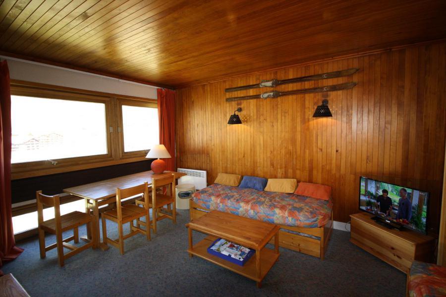Wakacje w górach Apartament 2 pokojowy 6 osób (22CL) - Résidence le Pontet B - Tignes - Pokój gościnny