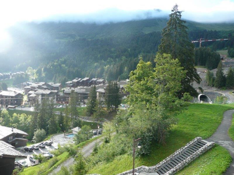 Vacances en montagne Studio 4 personnes (073) - Résidence le Portail - Valmorel
