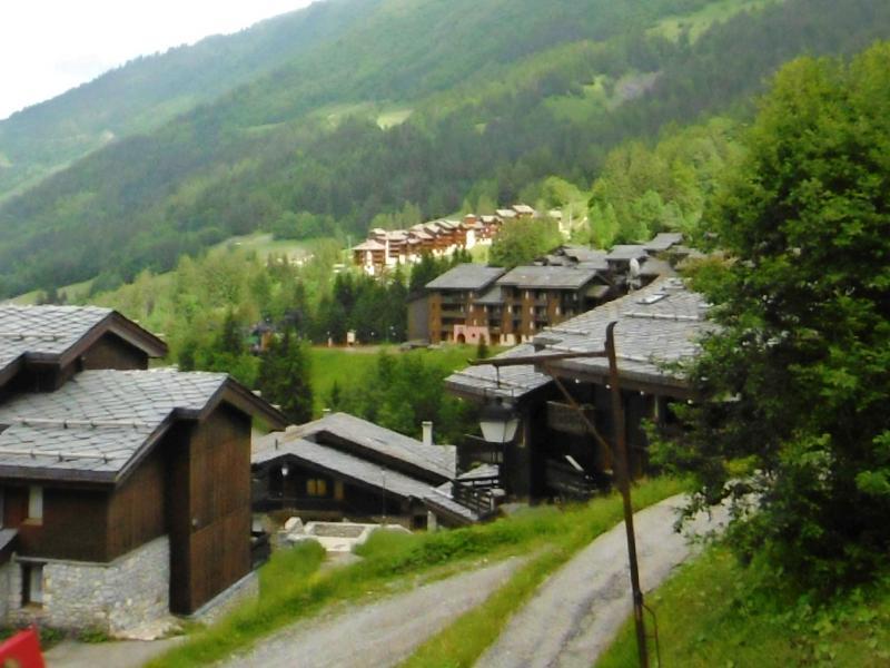 Vacances en montagne Appartement 2 pièces 5 personnes (024) - Résidence le Portail - Valmorel - Extérieur été