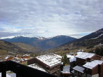 Vacances en montagne Studio 2 personnes (046) - Résidence le Portail - Valmorel