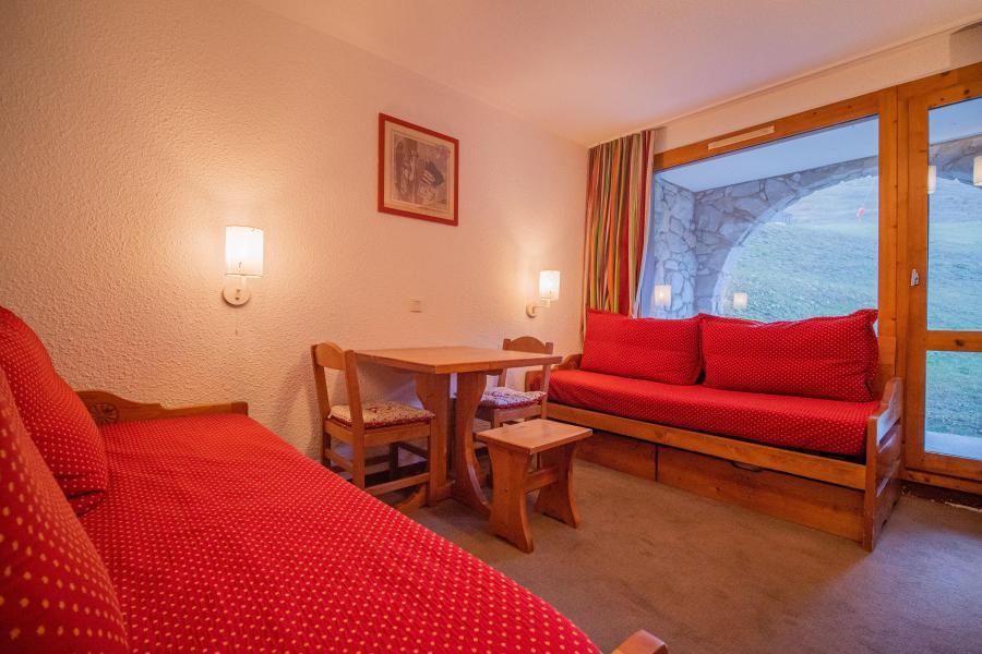 Vacances en montagne Studio 2 personnes (040) - Résidence le Portail - Valmorel