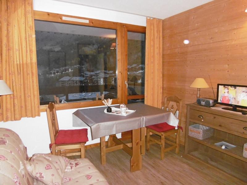 Vacances en montagne Studio 2 personnes (046) - Résidence le Portail - Valmorel - Logement