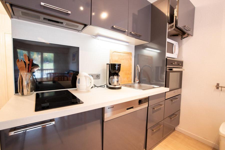 Vacaciones en montaña Apartamento 3 piezas para 8 personas (PR41CA) - Résidence le Pra - La Norma
