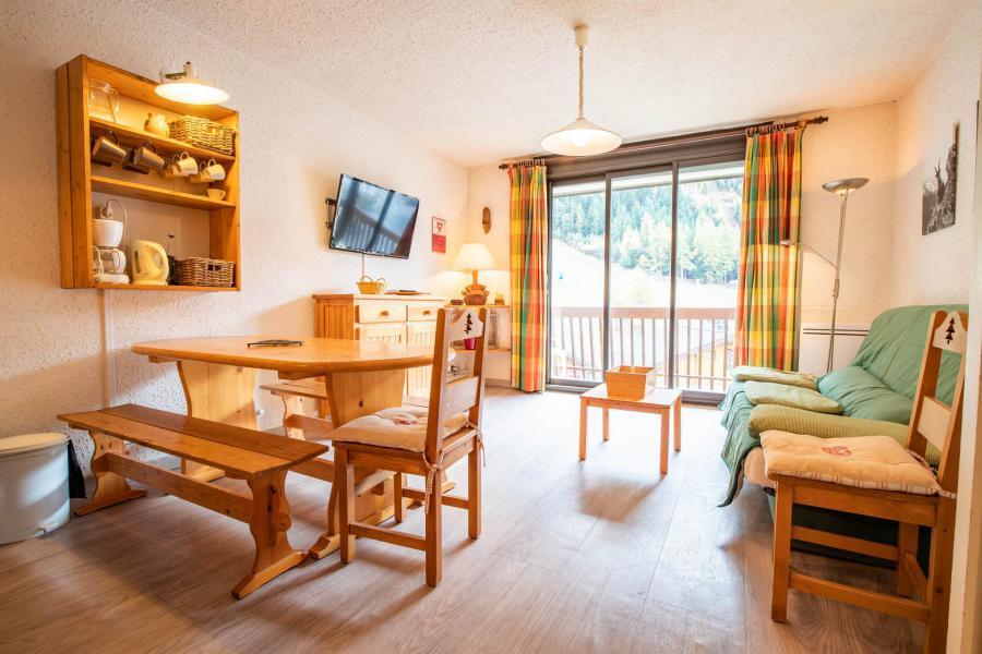 Vacaciones en montaña Estudio -espacio montaña- para 4 personas (PR32CO) - Résidence le Pra - La Norma