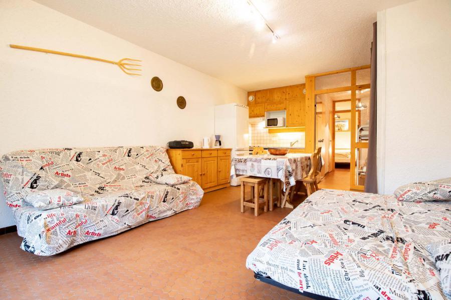 Vacaciones en montaña Apartamento cabina 2 piezas para 6 personas (PR03CO) - Résidence le Pra - La Norma