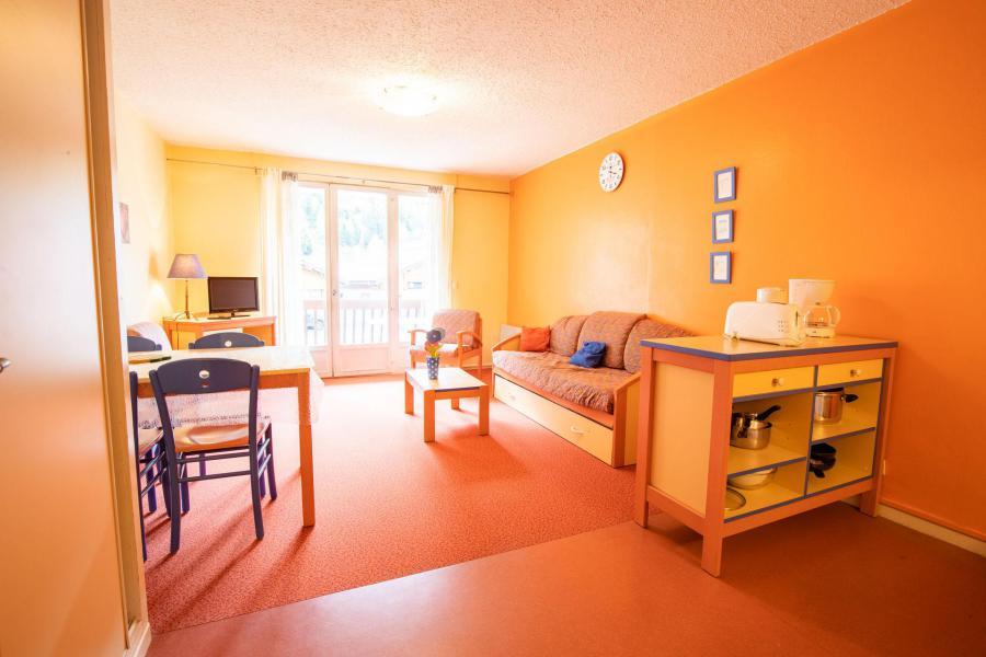 Vacaciones en montaña Apartamento 2 piezas para 4 personas (PR13CO) - Résidence le Pra - La Norma - Estancia