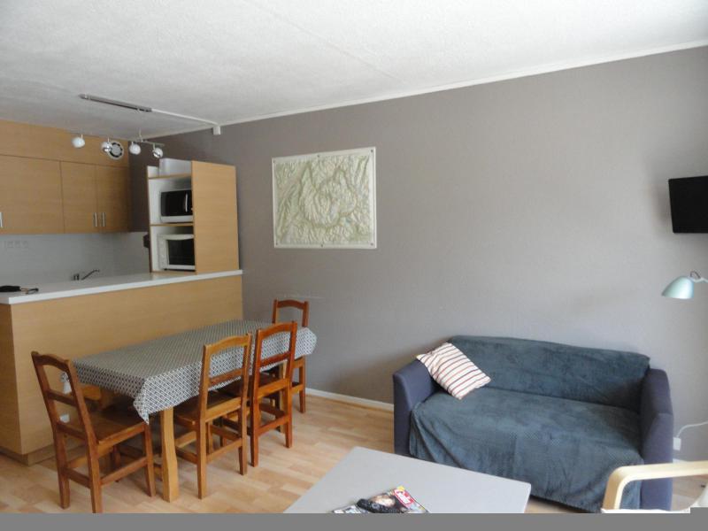 Vacaciones en montaña Apartamento cabina 3 piezas para 8 personas (PR31CA) - Résidence le Pra - La Norma - Camas superpuestas