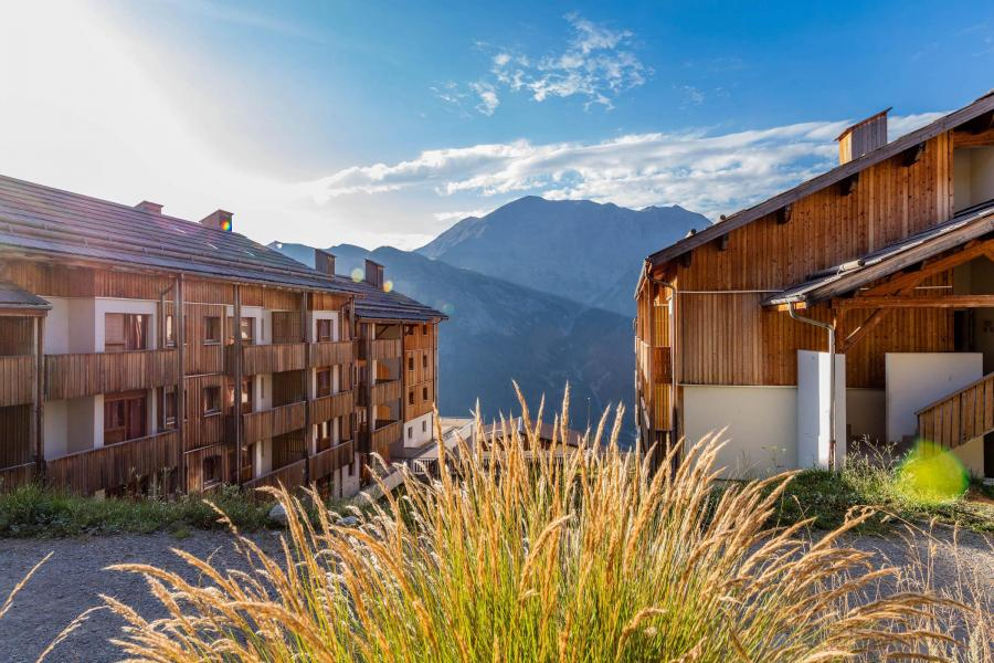Location au ski Residence Le Pra Palier - Orcières Merlette 1850 - Extérieur été