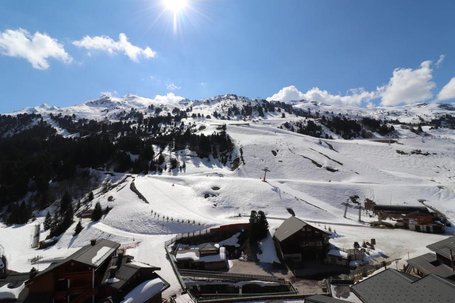 Vacances en montagne Studio coin montagne 4 personnes (1213) - Résidence le Pralin - Méribel-Mottaret