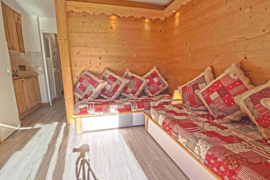 Vacances en montagne Appartement 2 pièces 4 personnes (513) - Résidence le Pralin - Méribel-Mottaret