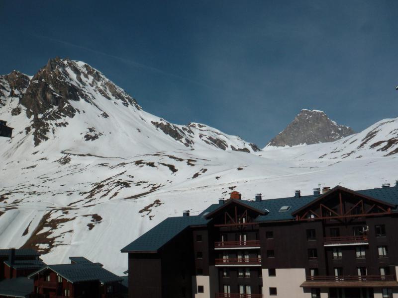 Vacances en montagne Appartement 2 pièces 6 personnes (025) - Résidence le Pramecou - Tignes