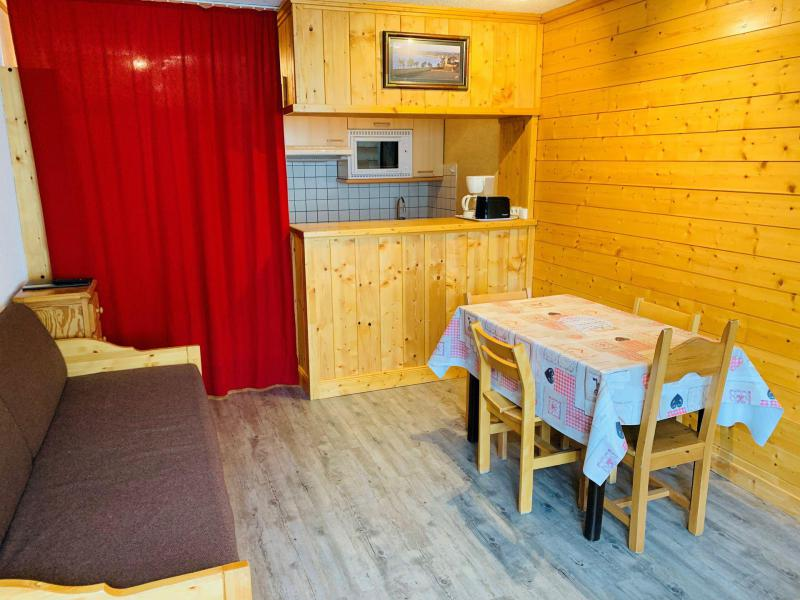 Vacances en montagne Studio 4 personnes (029) - Résidence le Pramecou - Tignes