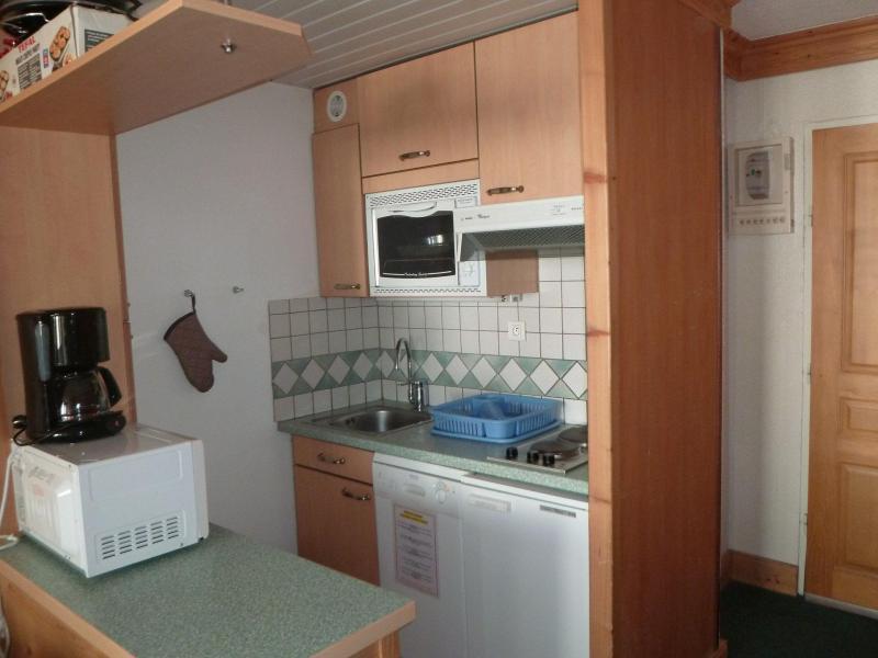 Vacances en montagne Appartement 2 pièces 6 personnes (025) - Résidence le Pramecou - Tignes - Cuisine