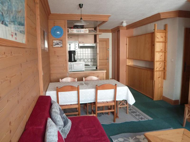 Vacances en montagne Appartement 2 pièces 6 personnes (025) - Résidence le Pramecou - Tignes - Séjour