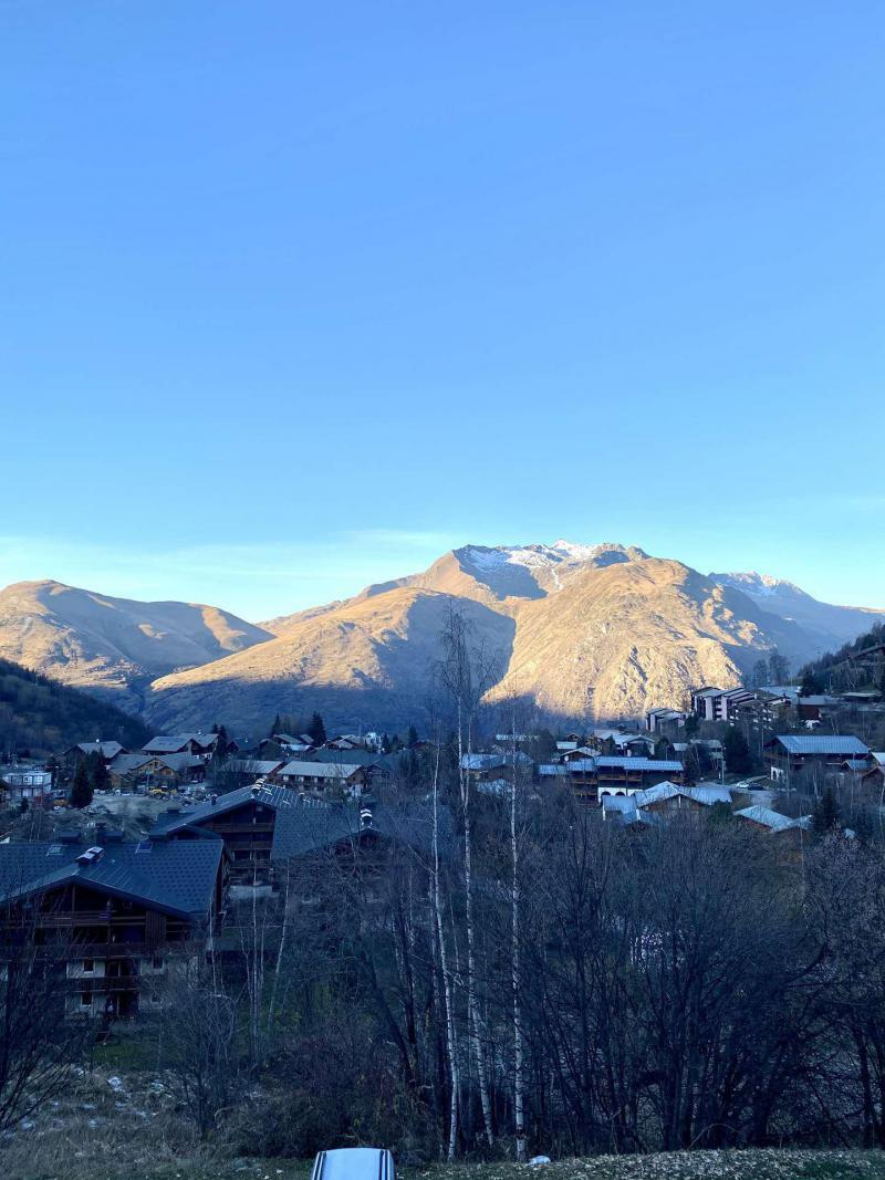 Wakacje w górach Studio z alkową 4 osoby (154) - Résidence le Prapelier - Les 2 Alpes