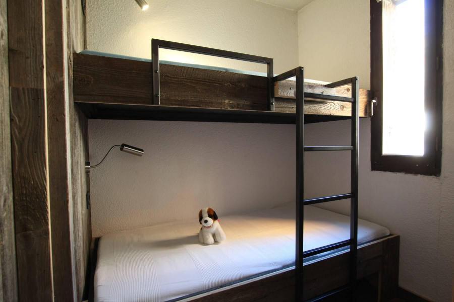 Vacances en montagne Studio cabine 6 personnes (A021) - Résidence le Prarial - Serre Chevalier - Lits superposés