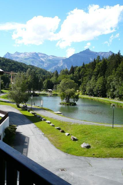 Wakacje w górach Studio 4 osoby (28) - Résidence le Prarion 2 - Les Houches