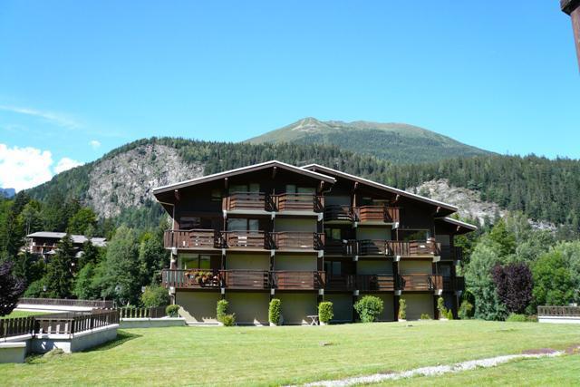 Urlaub in den Bergen Résidence le Prarion 2 - Les Houches