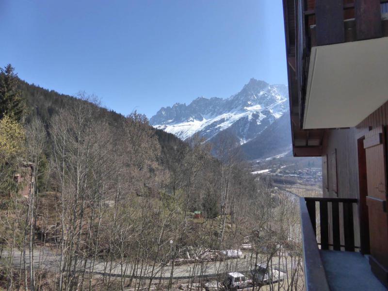 Holiday in mountain resort Studio 4 people (28) - Résidence le Prarion 2 - Les Houches