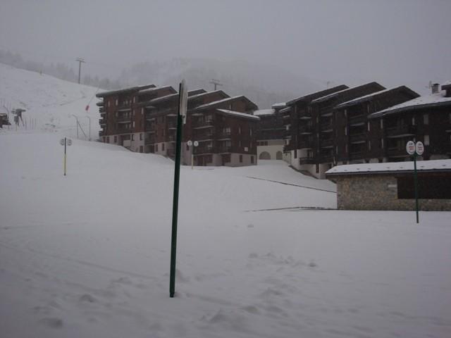 Vacances en montagne Studio 4 personnes (001) - Résidence le Prariond - Valmorel