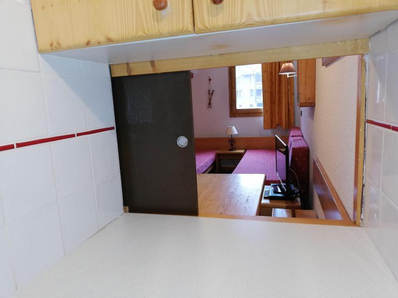 Vacances en montagne Studio 4 personnes (031) - Résidence le Prariond - Valmorel