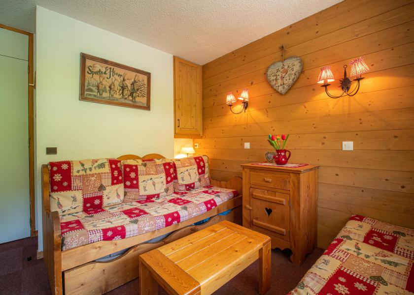 Vacances en montagne Studio 4 personnes (021) - Résidence le Prariond - Valmorel