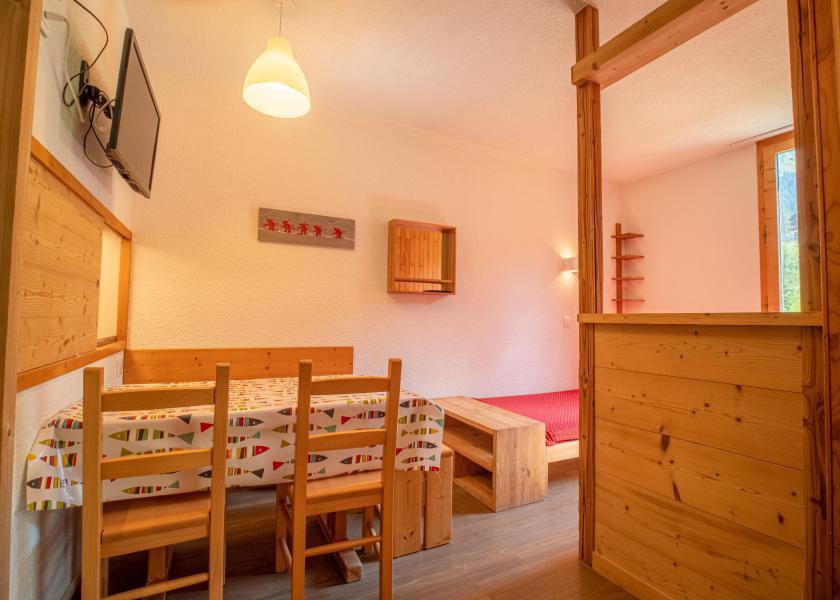 Vacances en montagne Studio 4 personnes (024) - Résidence le Prariond - Valmorel