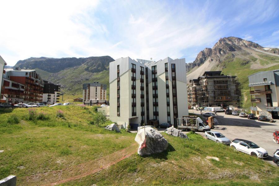 Location au ski Appartement 2 pièces 6 personnes (A9CL) - Résidence le Prariond A - Tignes - Extérieur été