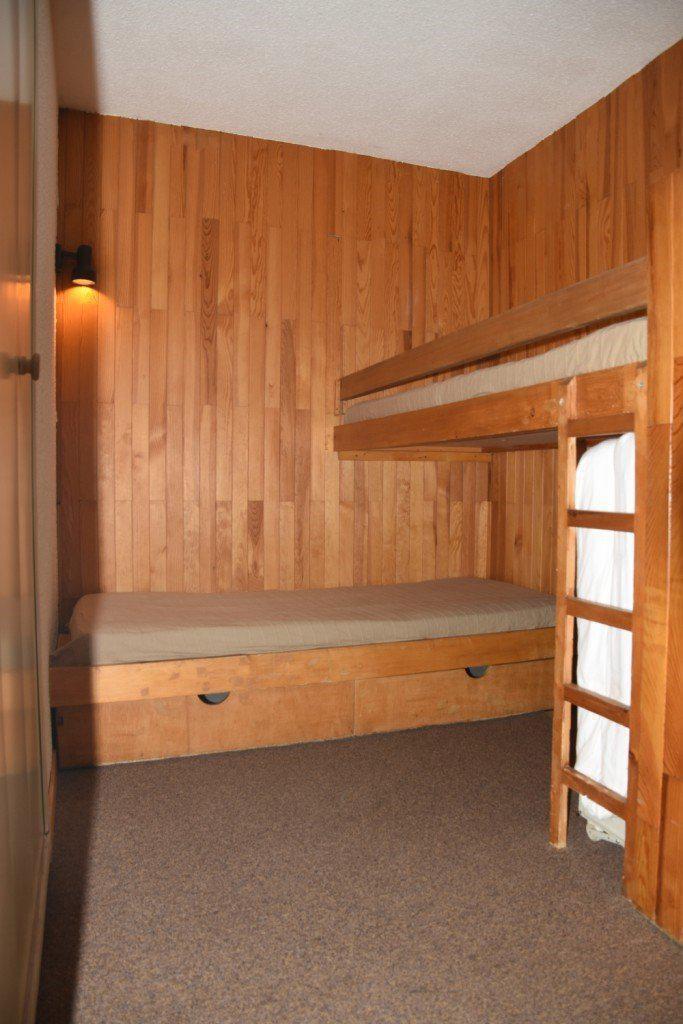 Holiday in mountain resort 2 room apartment sleeping corner 6 people (B17) - Résidence le Praya - Montgenèvre - Sleeping area