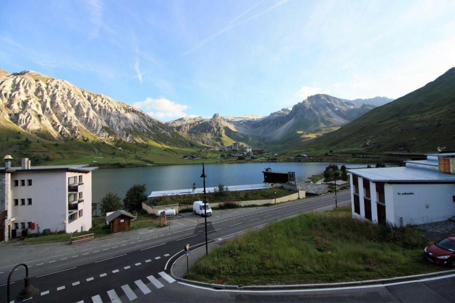 Skiverleih 3 Zimmer Maisonettewohnung für 8 Personen (A7CL) - Résidence le Prémou - Tignes - Draußen im Sommer