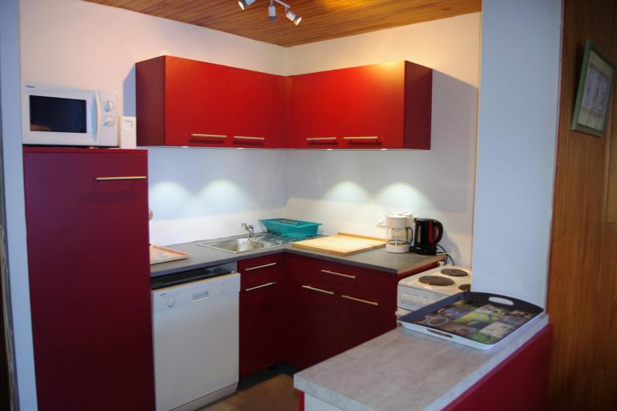 Wakacje w górach Apartament duplex 3 pokojowy 8 osób (A7CL) - Résidence le Prémou - Tignes - Aneks kuchenny