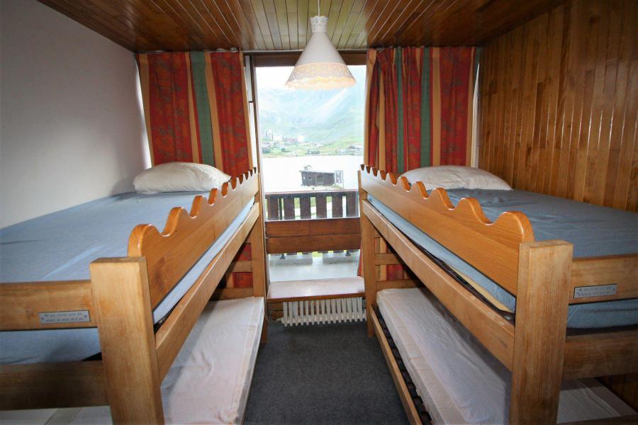 Wakacje w górach Apartament duplex 3 pokojowy 8 osób (A7CL) - Résidence le Prémou - Tignes - Łóżkami piętrowymi