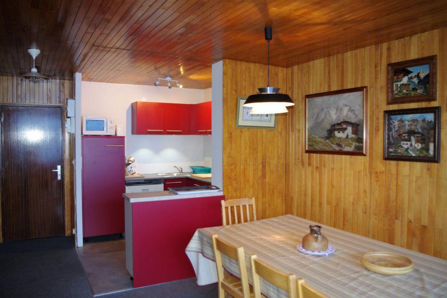 Wakacje w górach Apartament duplex 3 pokojowy 8 osób (A7CL) - Résidence le Prémou - Tignes - Stołem