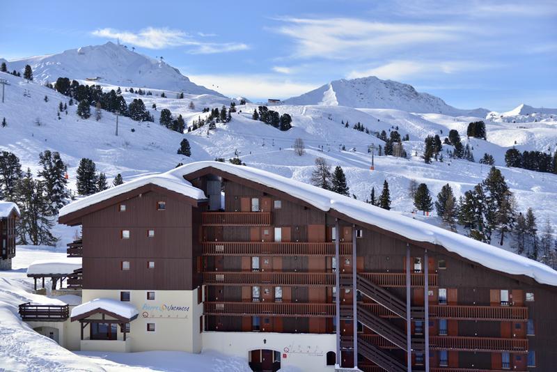Urlaub in den Bergen Résidence le Quartz - La Plagne