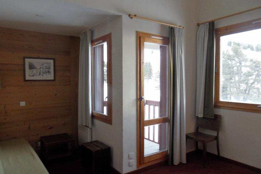 Holiday in mountain resort Studio 3 people (556) - Résidence le Quartz - La Plagne - Living area