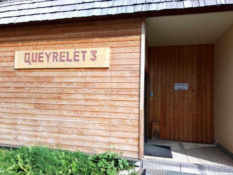 Location au ski Résidence Le Queyrelet 3 - Orcières Merlette 1850 - Extérieur été